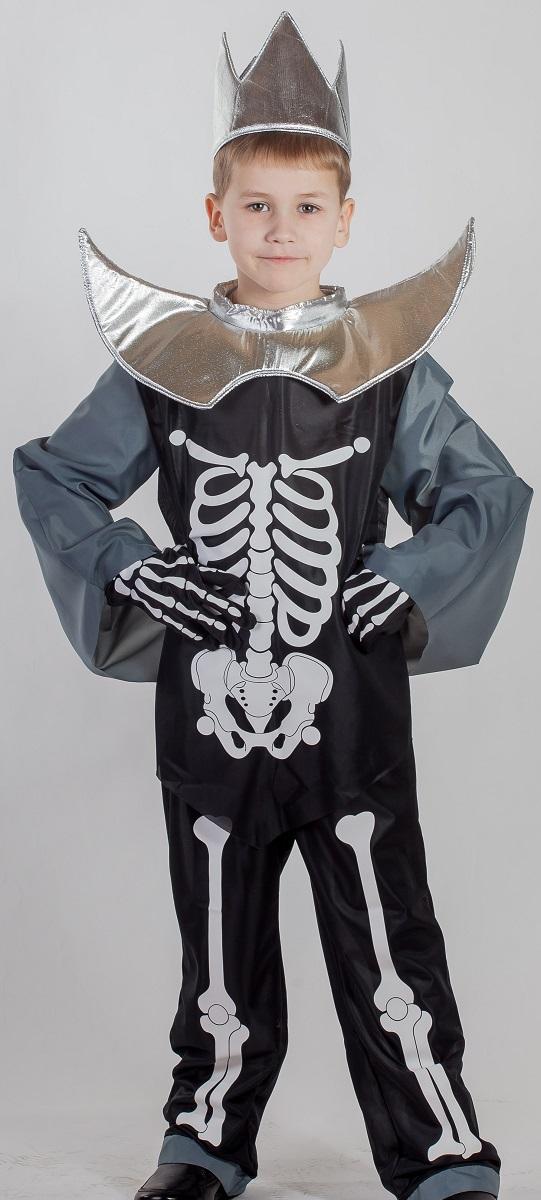 Карнавалия Карнавальный костюм для мальчика Кащей Бессмертный размер 110