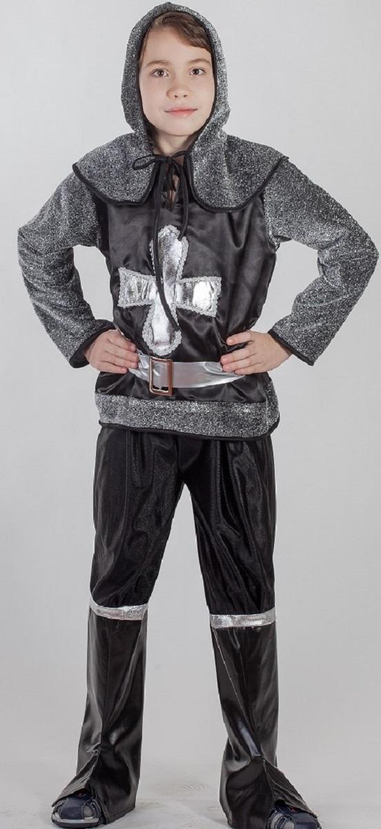 Карнавалия Карнавальный костюм для мальчика Рыцарь размер 134 костюм карнавальный для мальчика карнавалия котенок 88023