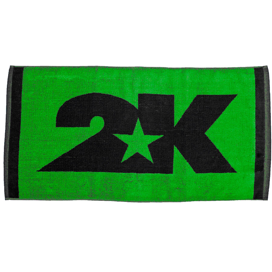 Полотенце 2K Sport Bari, цвет: зеленый, черный, 40 х 80 смKOC-H19-LEDМягкое полотенце 2K Sport Bari незаменимо для спортсменов и людей, ведущих активный образ жизни. Им можно вытираться после тренировок, соревнований, пробежек. Полотенце выполнено из высококачественного хлопка. Оно прочное и отлично впитывает влагу.