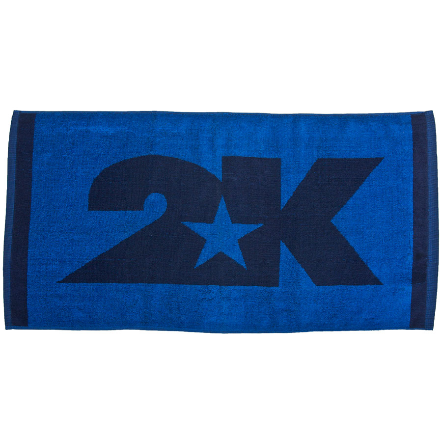Полотенце 2K Sport Bari, цвет: темно-синий, синий, 40 х 80 смS6203Мягкое полотенце 2K Sport Bari незаменимо для спортсменов и людей, ведущих активный образ жизни. Им можно вытираться после тренировок, соревнований, пробежек. Полотенце выполнено из высококачественного хлопка. Оно прочное и отлично впитывает влагу.