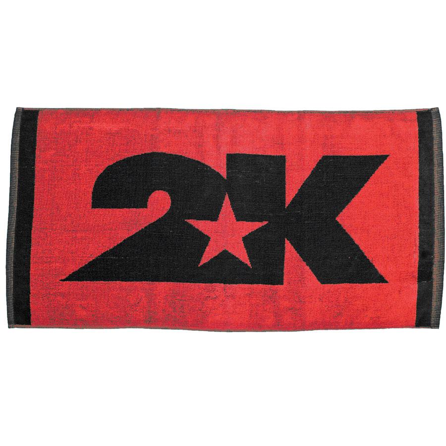 Полотенце 2K Sport Bari, цвет: красный, черный, 40 х 80 смKOC2028LEDМягкое полотенце 2K Sport Bari незаменимо для спортсменов и людей, ведущих активный образ жизни. Им можно вытираться после тренировок, соревнований, пробежек. Полотенце выполнено из высококачественного хлопка. Оно прочное и отлично впитывает влагу.