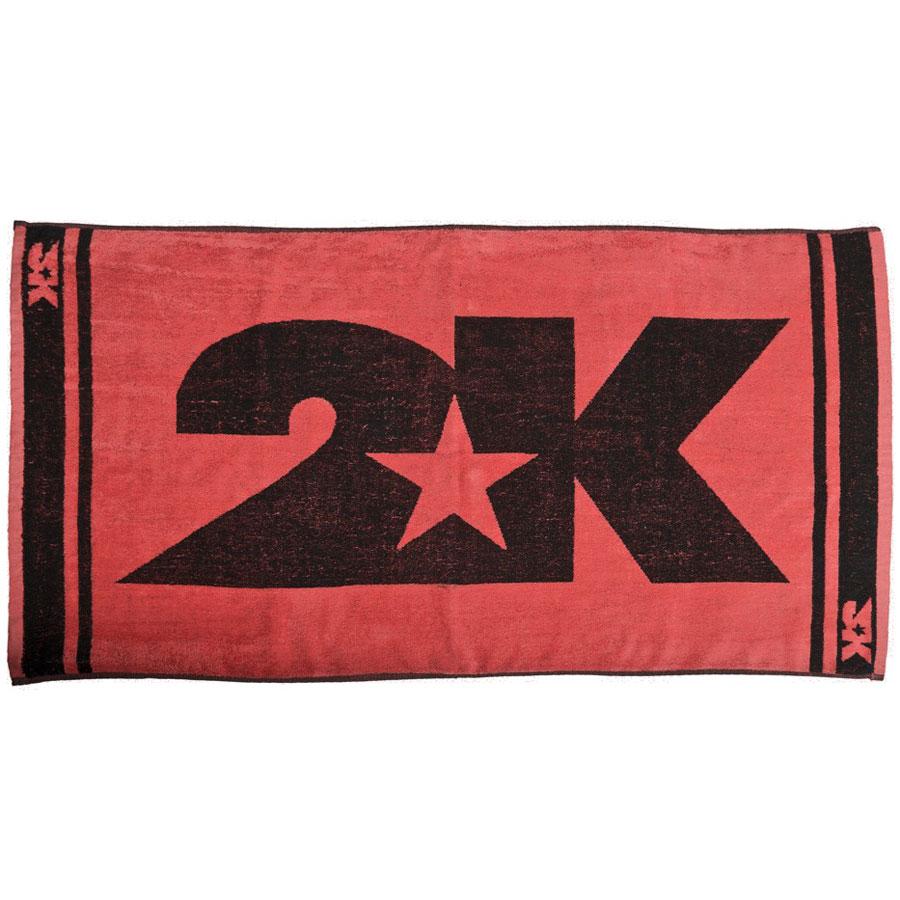 Полотенце 2K Sport Barri, цвет: красный, черный, 60 х 120 смKOC2028LEDМягкое полотенце 2K Sport Barri незаменимо для спортсменов и людей, ведущих активный образ жизни. Им можно вытираться после тренировок, соревнований, пробежек. Полотенце выполнено из высококачественного хлопка. Оно прочное и отлично впитывает влагу.