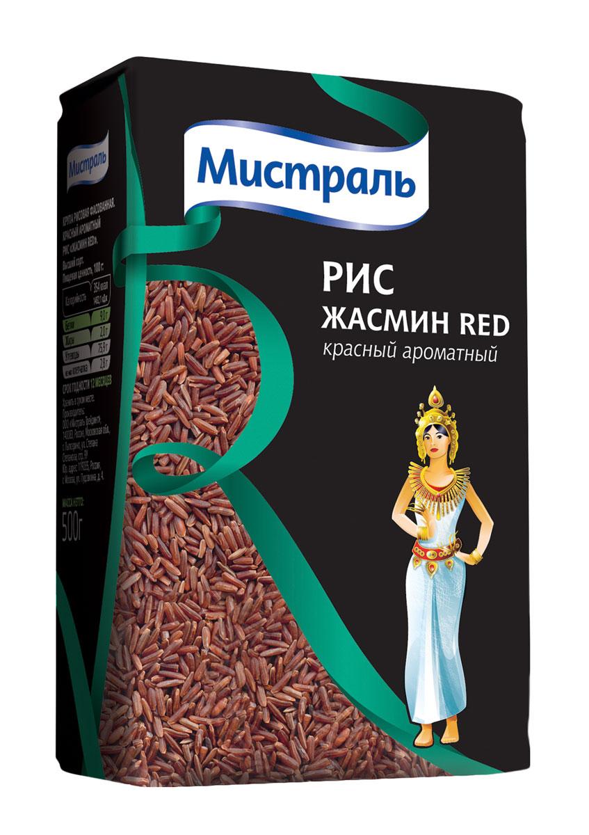 Мистраль Рис Жасмин Red, 500 г15012Рис Жасмин Red - особый сорт ароматного тайского риса, известного как императорский. Еще 10 веков назад этот деликатес считался лучшим угощением воинов.Ароматный и вкусный рис Жасмин Red высоко ценится диетологами как полезная альтернатива белому рису и рекомендуется для всех блюд здорового питания: супов, салатов и гарниров.Рис Жасмин Red не подвергается шлифовке, благодаря чему сохраняется отрубевая оболочка, которая защищает зерна от разваривания и придает им красноватый оттенок и ореховый привкус. При варке хрустящая оболочка лопается, обнажая белую сердцевину - мягкую и нежную.
