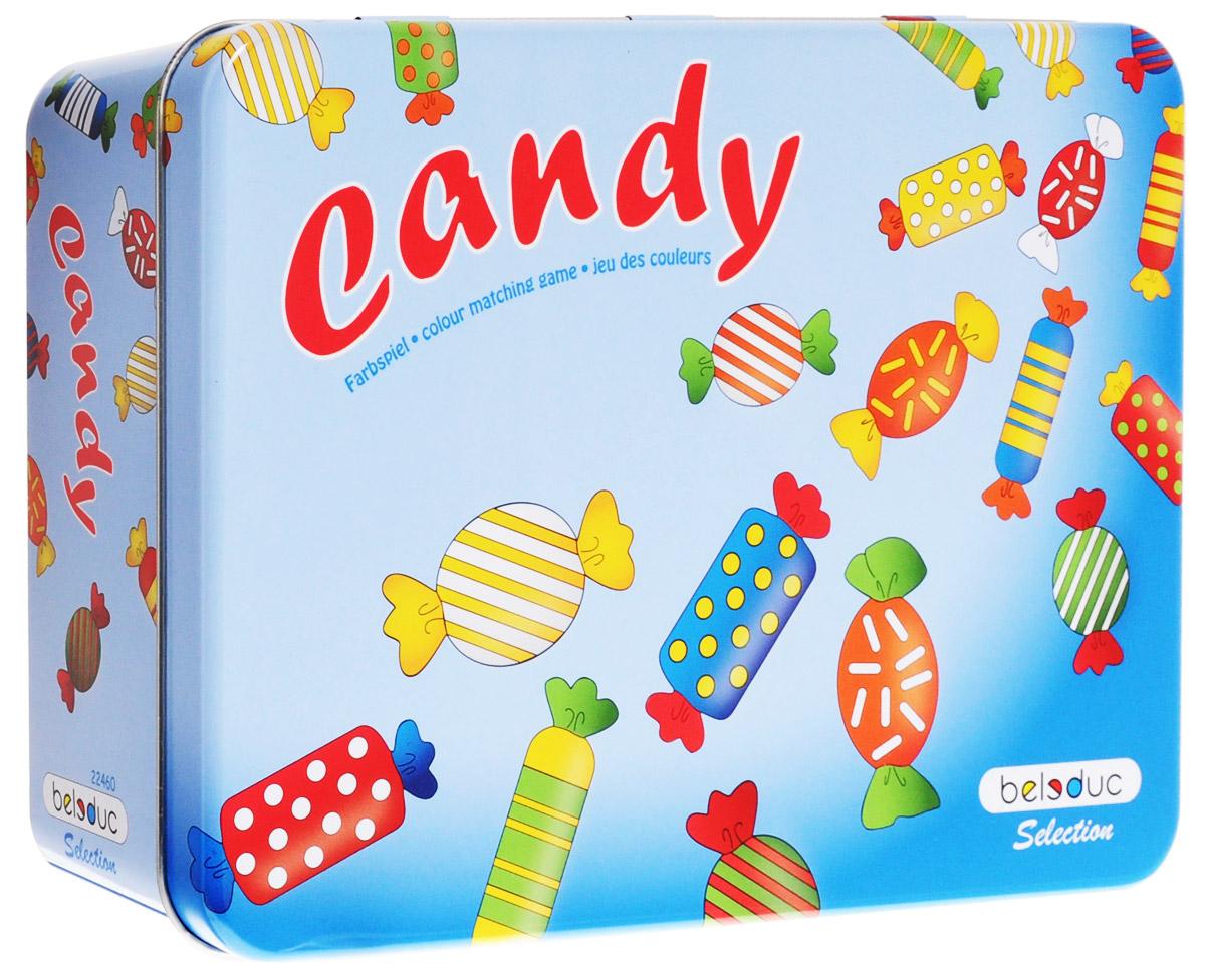 Beleduc Обучающая игра Конфеты 22460 конфеты круглые с ромом купить в иркутске