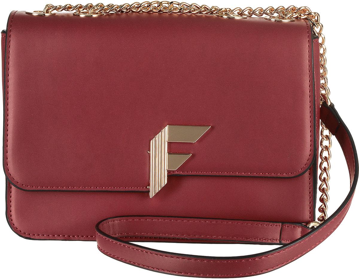 Сумка женская Fiorelli, цвет: красный. 8527 FH23008Стильная женская сумка Fiorelli выполнена из эко-кожи. Сумка имеет три отделения, закрывающееся на клапан с магнитным замком. Внутри находится прорезной карман на застежке-молнии и два накладных открытых кармана. Роскошная сумка внесет элегантные нотки в ваш образ и подчеркнет ваше отменное чувство стиля.