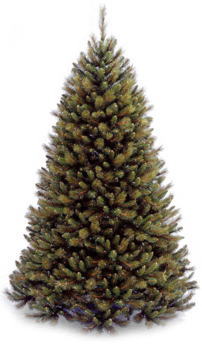 Сосна искусственная National Tree Company Rocky Ridge Pine Medium, цвет: зеленый, высота 122 смHJT09-180 PVC+PEИскусственная сосна Rocky Ridge Pine Medium, выполненная из ПВХ - прекрасный вариант для оформления вашего интерьера к Новому году. Такие деревья абсолютно безопасны для самых непоседливых малышей, удобны в сборке и не занимают много места при хранении. Сосна состоит из верхушки, сборного ствола, веток, вставляющихся в пазы, и пластиковой крестовины. Сосна быстро и легко устанавливается и имеет естественный и абсолютно натуральный вид, отличающийся от своих прототипов разве что совершенством форм и мягкостью иголок. Сосновые иголочки не осыпаются, не мнутся и не выцветают со временем. Полимерные материалы, из которых они изготовлены, не токсичны и не поддаются горению.Сосна Rocky Ridge Pine Medium обязательно создаст настроение волшебства и уюта, а так же станет прекрасным украшением дома на период новогодних праздников.Размер:Высота: 122 см.Диаметр: 94 см.