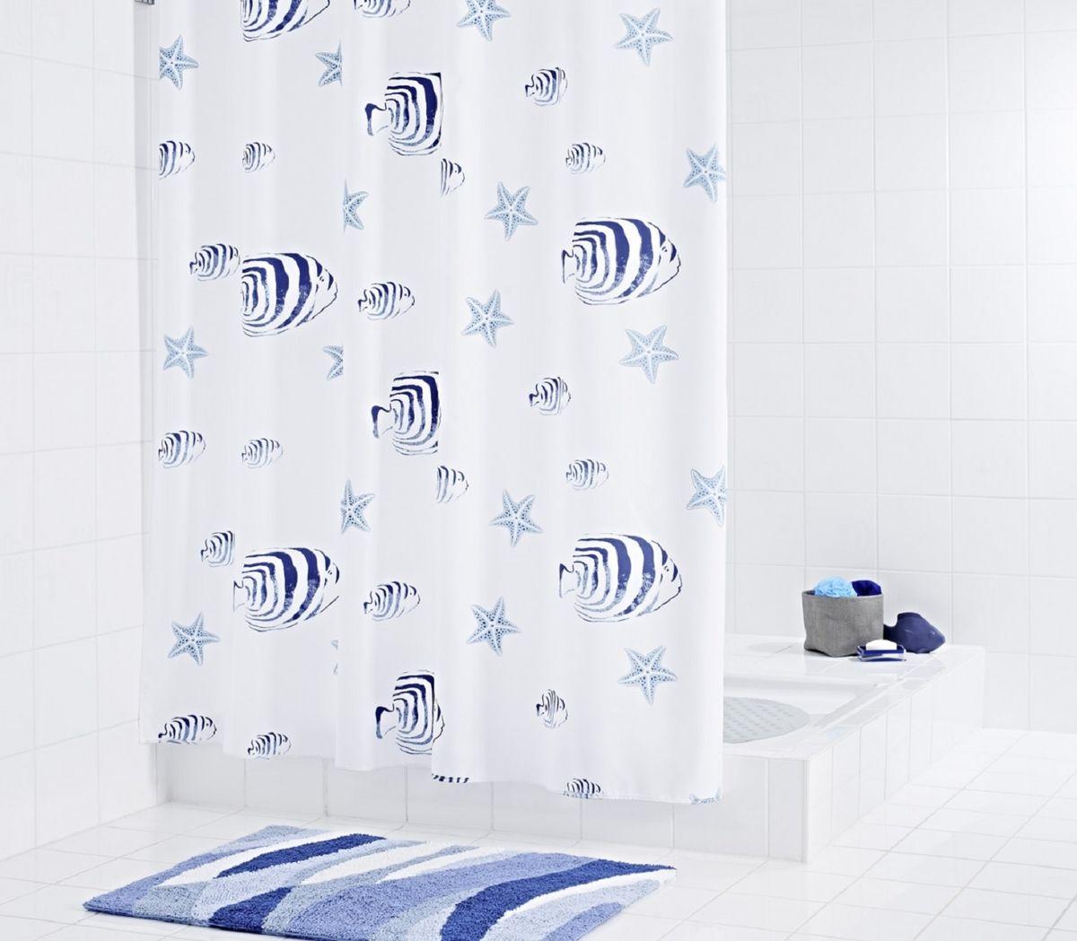 Штора для ванной комнаты Ridder Skalar, 180 х 200 смRG-D31SВысококачественная немецкая шторка Ridder Skalar создаст прекрасное настроение в ванной комнате. Данное изделие имеет антигрибковое, водоотталкивающее и антистатическое покрытие и утяжеленный нижний кант. Машинная стирка. Глажка при низкой температуре.