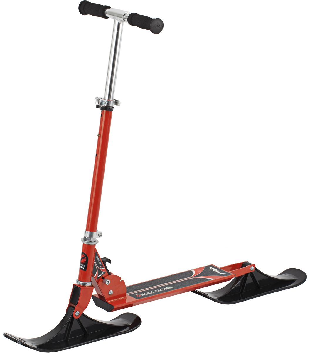 "Скутер Stiga ""Bike Snow Kick"", цвет: красный"