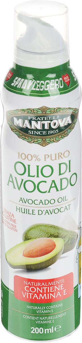 Fratelli Mantova масло авокадо спрей, 200 млBF.200.AVOМасло Авокадо в виде спрея для более удобного дозирования