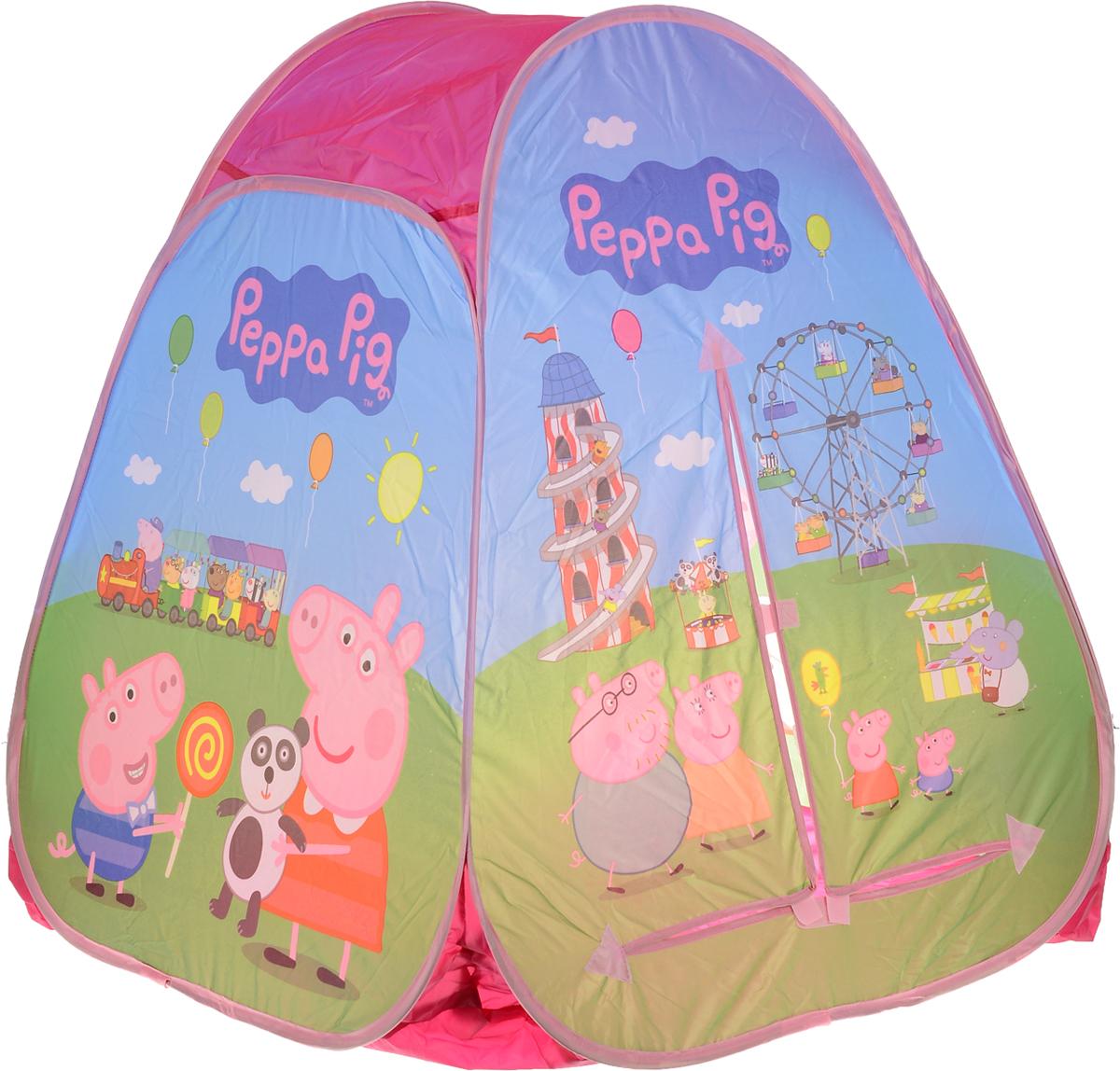 Peppa Pig Палатка для игр Пеппа в Луна-парке 30009