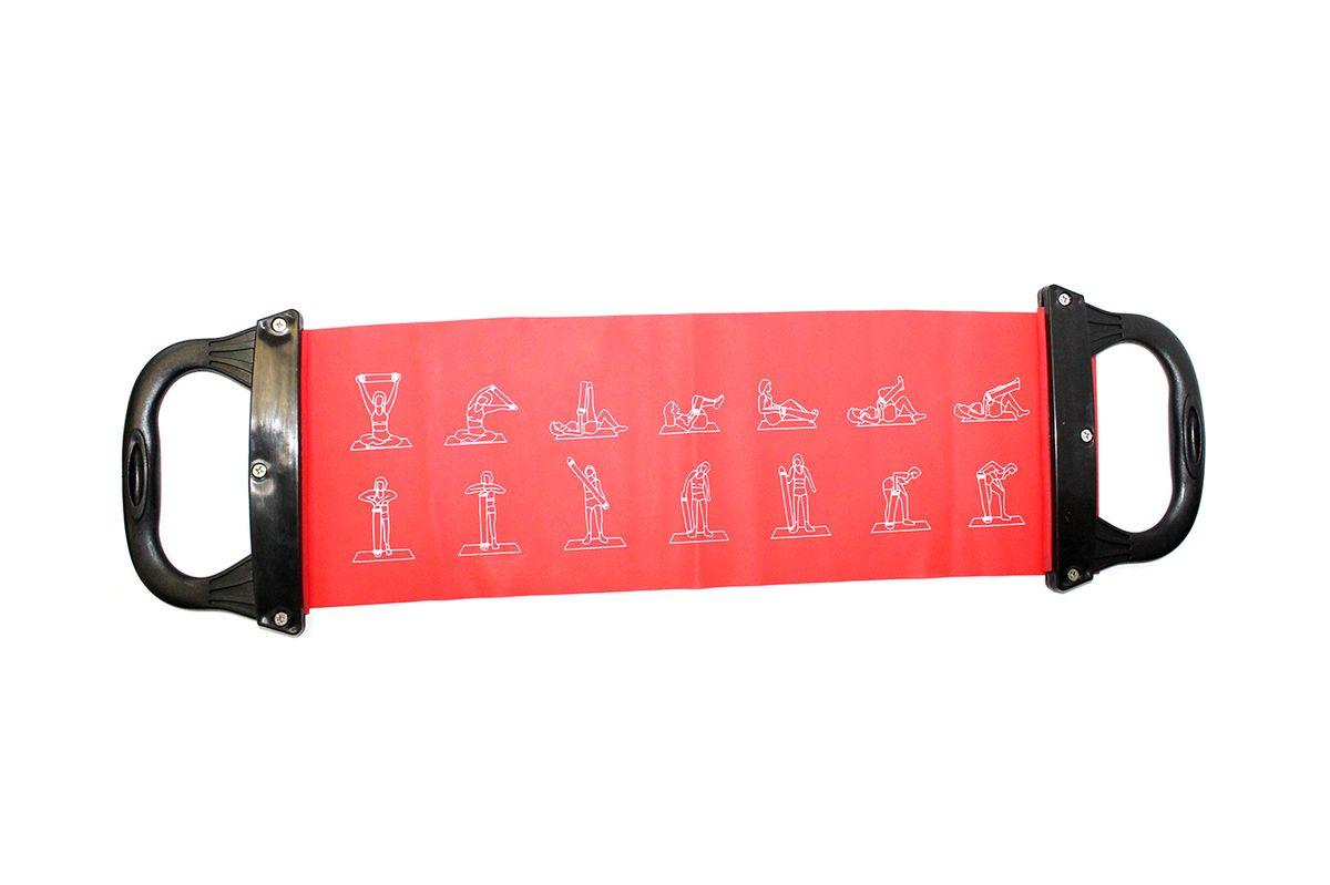 Эспандер Bradex  Спорт актив , ленточный, 75 х 17 см - Мини-тренажеры