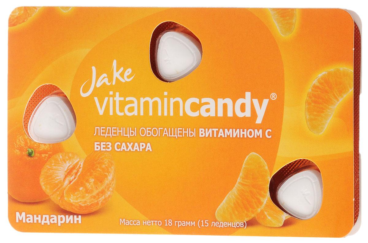 Jake Vitamin C леденцы со вкусом мандарина, 18 г603Jake Vitamin C Мандарин содержит вещество, которое играет важнейшую роль в формировании фундамента иммунной системы человека — витамин С. Он помогает восстанавливать ткани, снижает уровень холестерина в крови и способствует выводу свободных радикалов из организма.Уважаемые клиенты! Обращаем ваше внимание на то, что упаковка может иметь несколько видов дизайна. Поставка осуществляется в зависимости от наличия на складе.