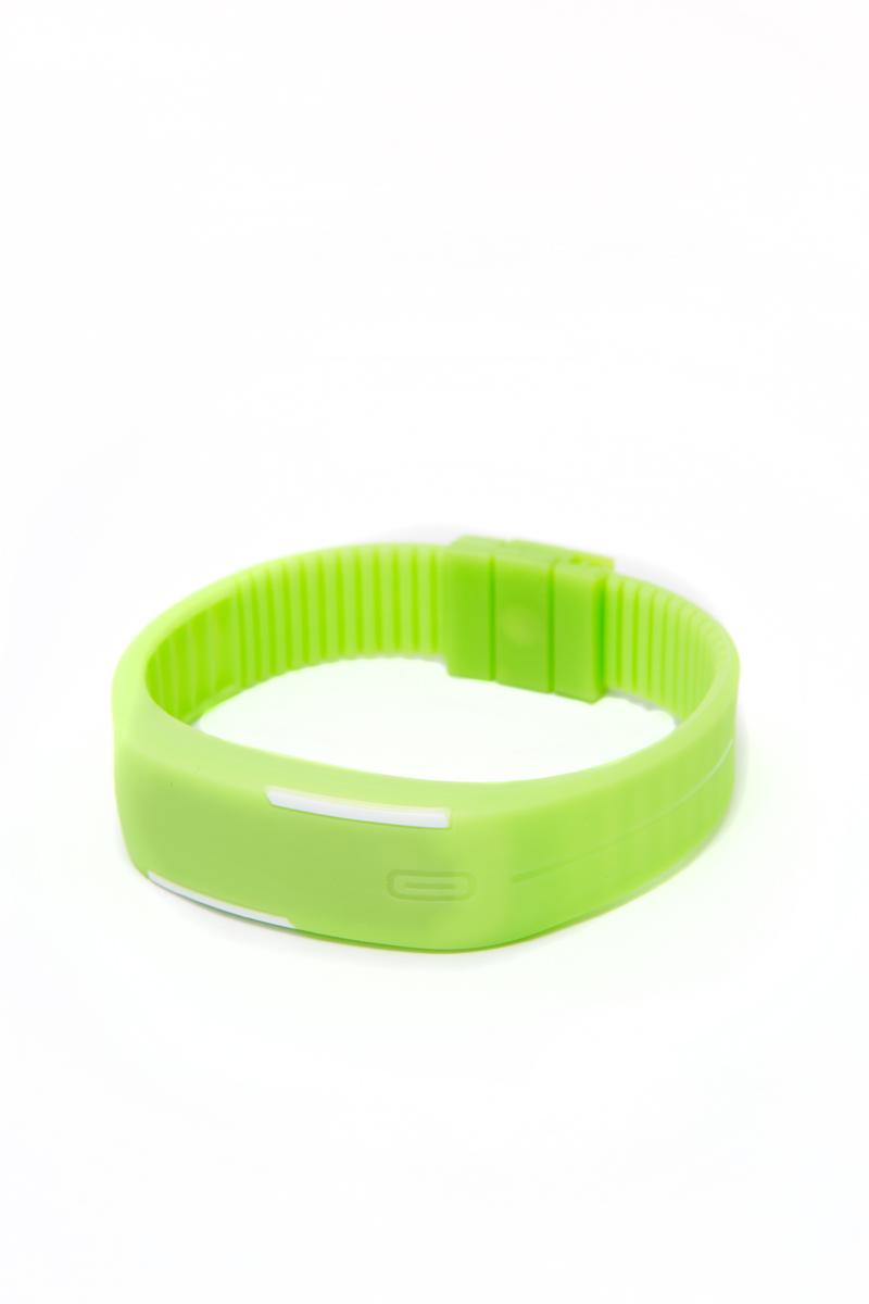 Часы Mitya Veselkov, цвет: зеленый. SPORTW-GREENBM8434-58AEОтличные часы для спортсменов и ценителей спортивного стиля. Выполнены с электронным циферблатом.