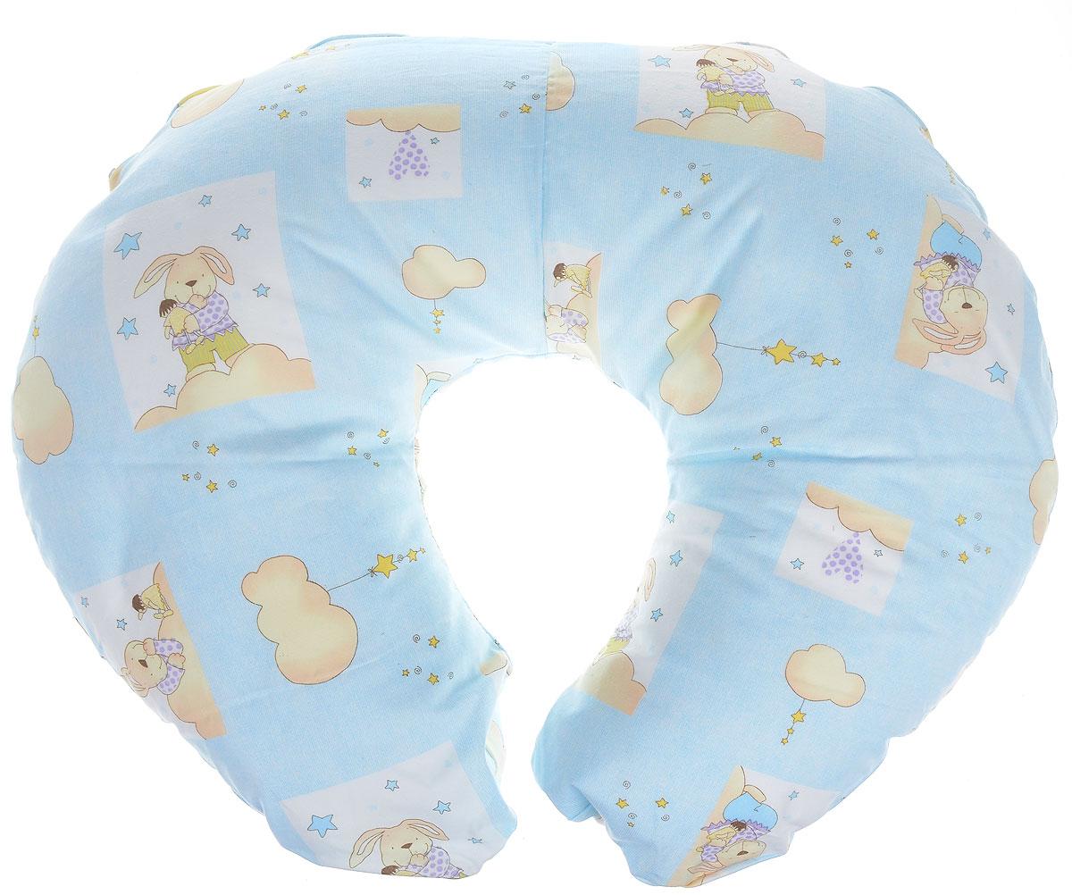 Plantex Подушка для кормящих и беременных мам Comfy Small цвет голубой531-105Многофункциональная подушка Plantex Comfy Small идеальна для удобства ребенка и его родителей.Зачастую именно эта модель называется подушкой для беременных. Ведь она создана именно для будущих мам с учетом всех анатомических особенностей в этот период. На любом сроке беременности она бережно поддержит растущий животик и поможет сохранить комфортное и безопасное положение во время сна. Также подушка идеально подходит для кормления уже появившегося малыша. Позже многофункциональная подушка поможет ему сохранить равновесие при первых попытках сесть.Чехол подушки выполнен из 100% хлопка и снабжен застежкой-молнией, что позволяет без труда снять и постирать его. Наполнителем подушки служат полистироловые шарики - экологичные, не деформируются сами и хорошо сохраняют форму подушки.Подушка для кормящих и беременных мам Plantex Comfy Small - это удобная и практичная вещь, которая прослужит вам долгое время.Подушка поставляется в сумке-чехле.При использовании рекомендуется следующий уход: наволочка - машинная стирка и глажение, подушка с наполнителем - ручная стирка.