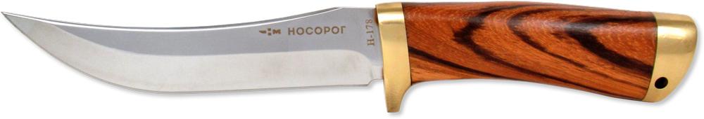 Нож нескладной Ножемир Носорог, общая длина 26 см, с ножнами. H-178 ножемир н 222 нескладной