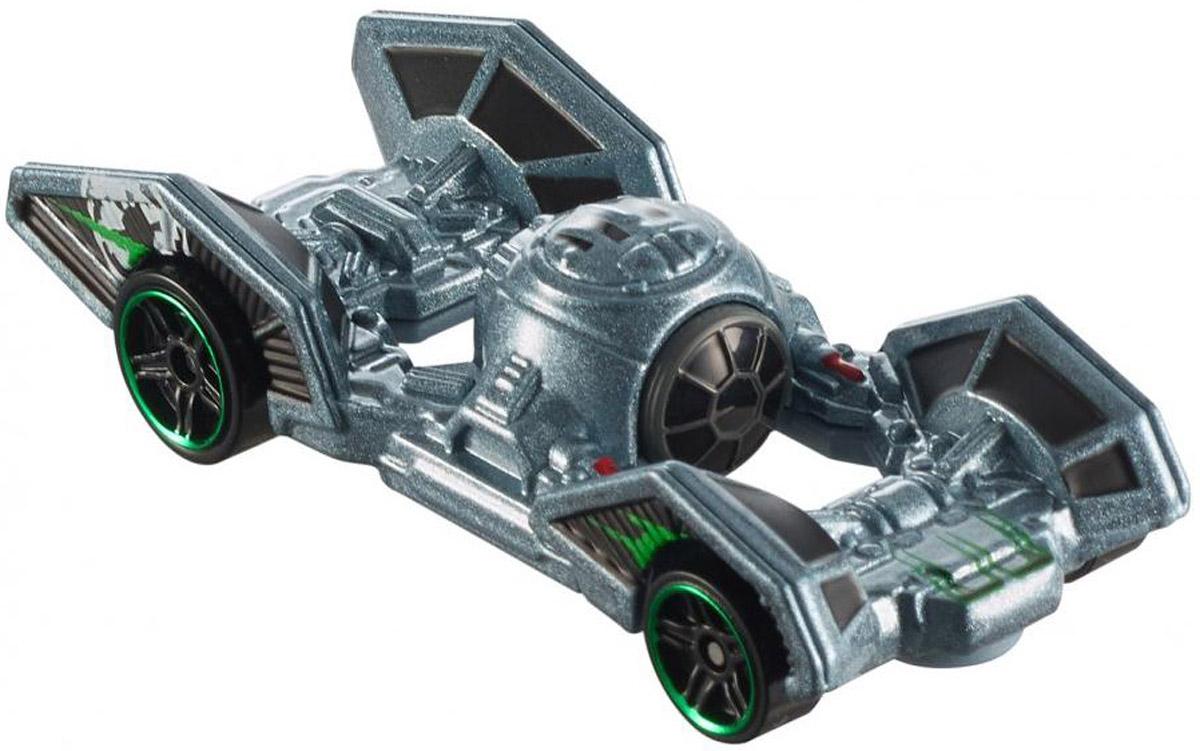 Hot Wheels Star Wars Машинка Tie Fighter hot wheels набор машинок star wars hot wheels
