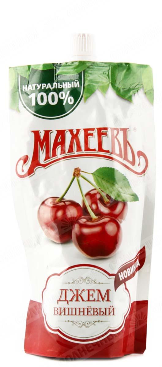 Махеевъ джем вишневый, 300 г0120710Ароматный джем с насыщенным вкусом вишни придется по вкусу не только взрослым, но и детям.