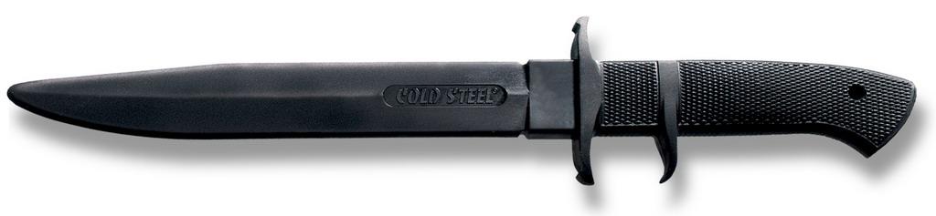 Нож тренировочный Cold Steel  Black Bear Classic , общая длина 33 см - Единоборства