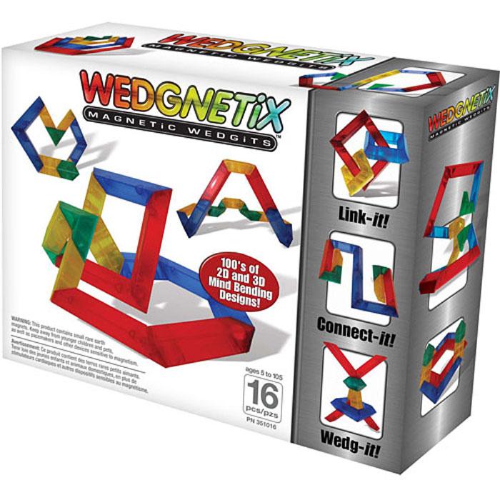 Wedgits Конструктор WEDGNETiX 351016 конструкторы wedgits starter activity kit конструктор
