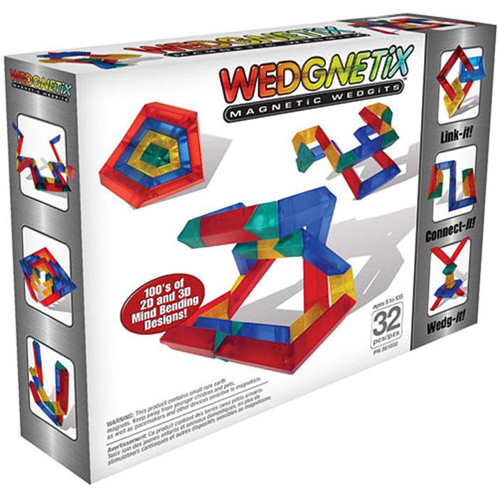 Wedgits Конструктор Wedgnetix конструкторы wedgits starter activity kit конструктор