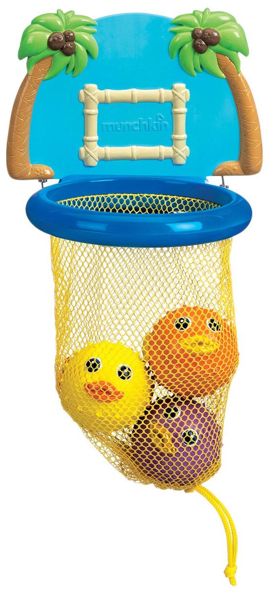 Игровой набор для ванной Munchkin Баскетбол