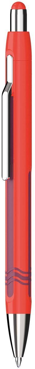 Schneider Ручка шариковая Epsilon XB цвет корпуса красный7812/2BCАвтоматическая шариковая ручка Schneider Epsilon XB станет незаменимыми атрибутом учебы или работы. Корпус ручки выполнен из полупрозрачного пластика белого цвета. Высококачественные синие чернила позволяют добиться идеальной плавности письма. Ручка оснащена универсальным заменяемым стержнем. Ручка имеет практичный металлический клип для удобной фиксации на бумаге или одежде.Надежная ручка строгого классического дизайна станет верным помощником для студента и офисного работника.