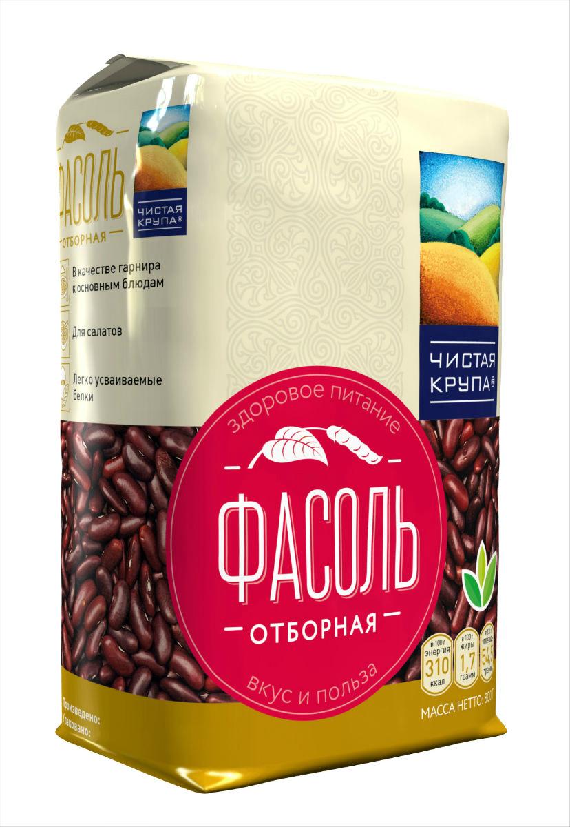 Чистая Крупа фасоль, 750 г15002Красная фасоль - уникальный продукт! В ней гармонично сочетаются витамины, химические элементы и другие вещества, необходимые организму. Ешьте фасоль, и сама природа позаботится о вашем здоровье!