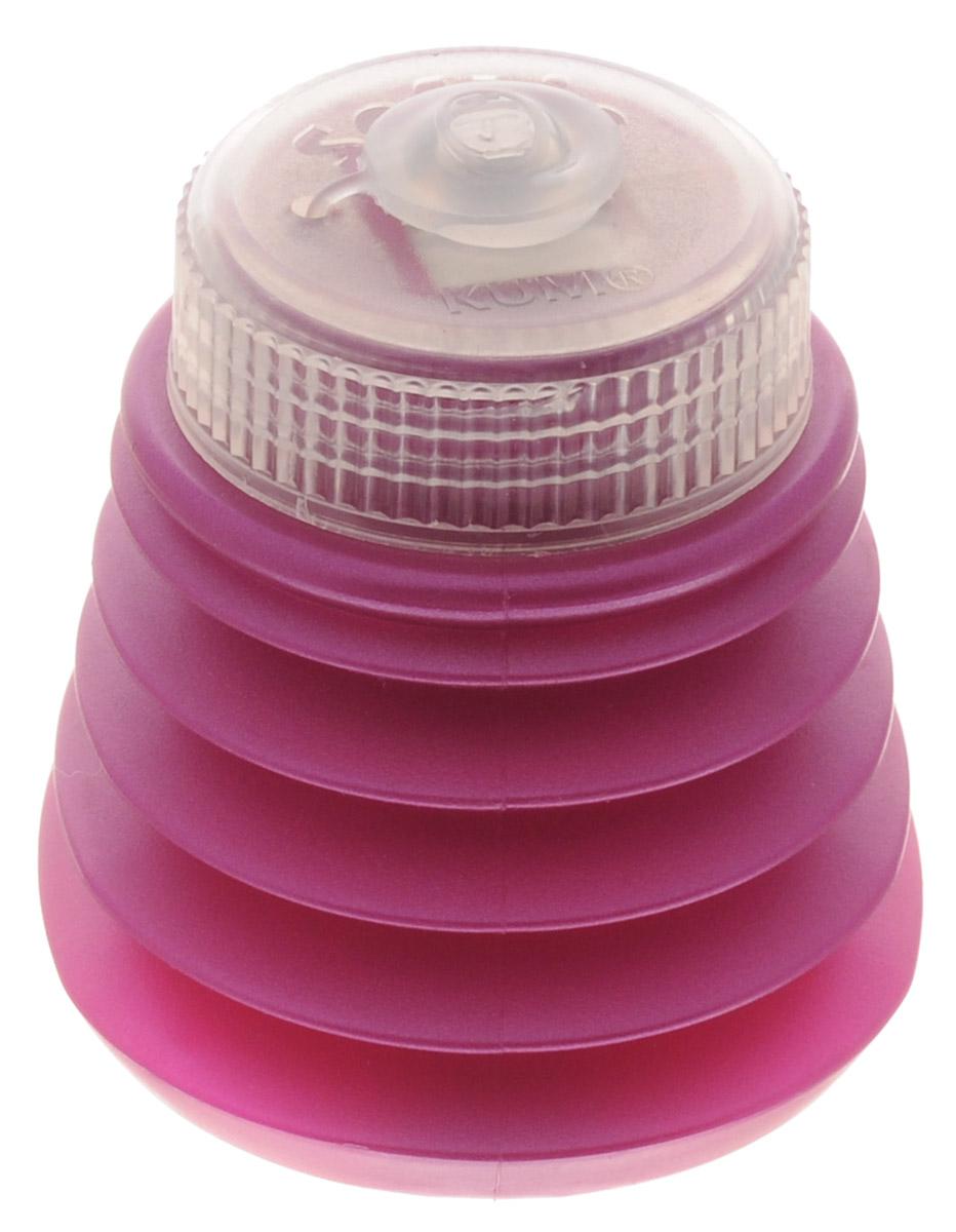 Kum Точилка Ruffle Cone цвет фиолетовыйFS-36052Точилка Kum Ruffle Cone станет незаменимым аксессуаром на рабочем столе не только школьника или студента, но и офисного работника.Удобная точилка имеет гибкий вместительный контейнер. Карандаши затачиваются легко и аккуратно, а опилки после заточки остаются в контейнере.