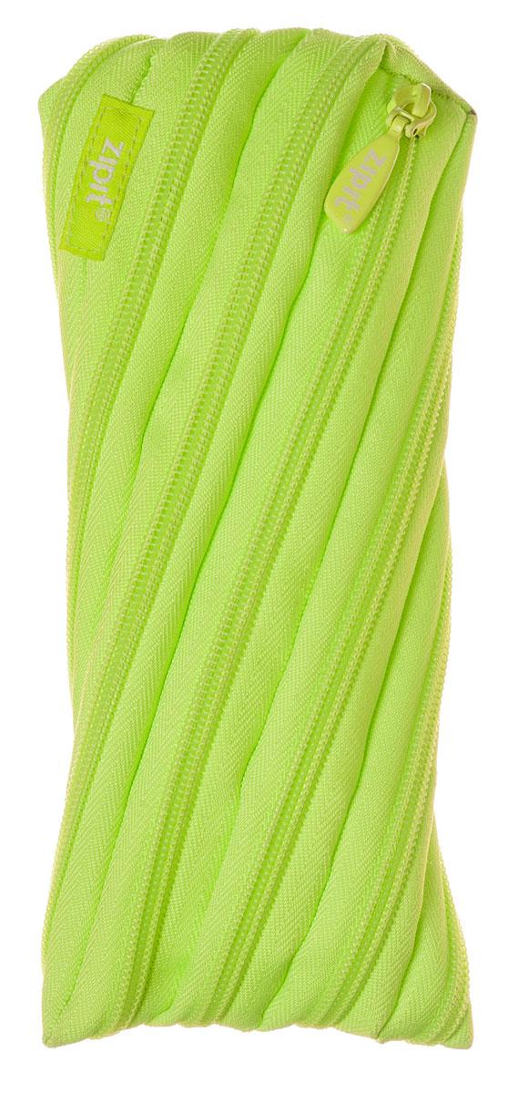 Zipit Пенал Neon Pouch цвет лайм72523WDОригинальный пенал Zipit Neon Pouch изготовлен из одной длинной застежки-молнии. Он удобен для разных мелочей и пишущих принадлежностей.