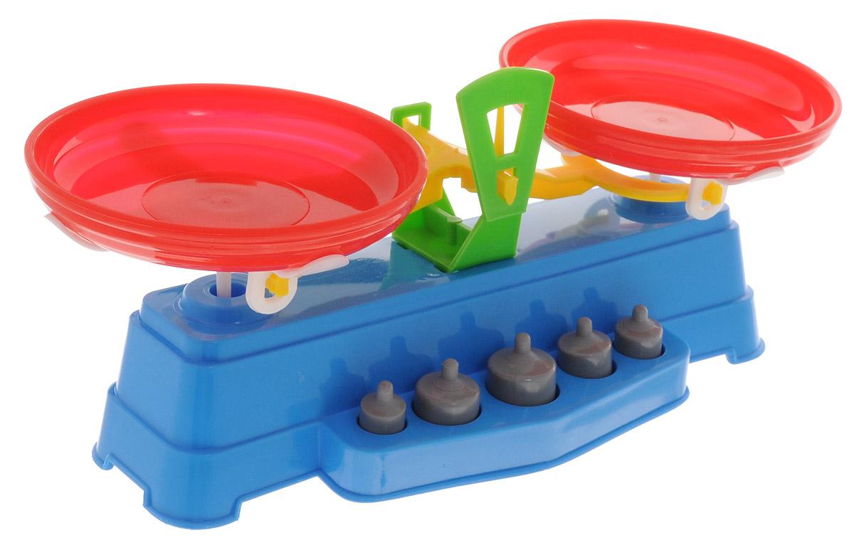 Marek Игрушечные весы цвет синий красный машины игрушечные детские