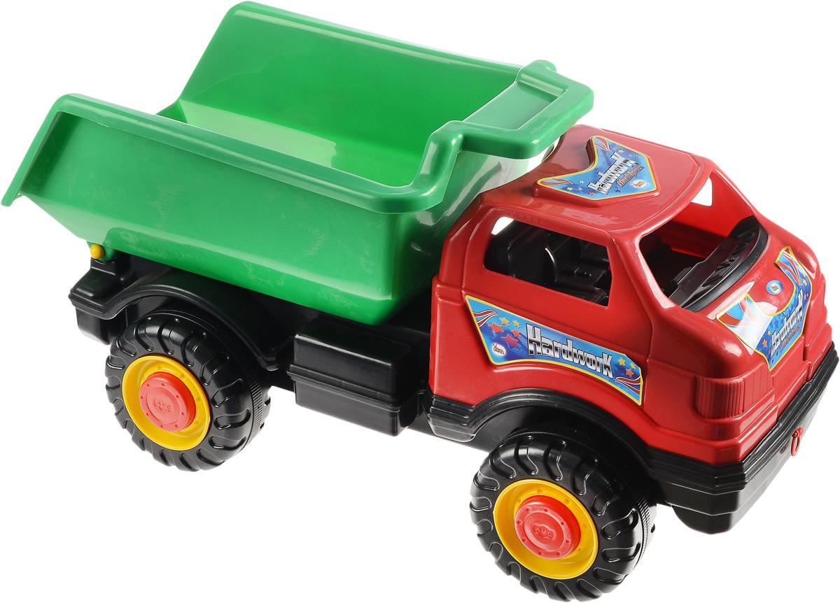 AVC Супергрузовик цвет красный зеленый лего дома большие