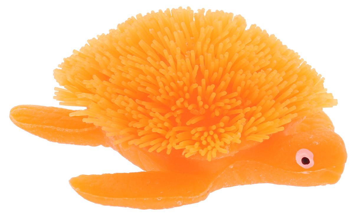 HGL Фигурка Черепаха с подсветкой цвет оранжевый