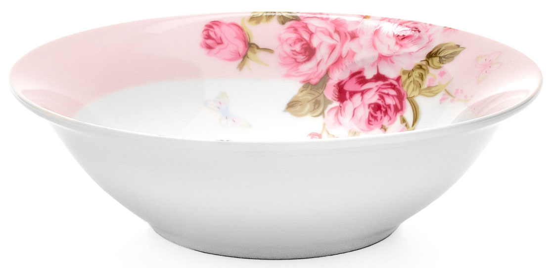 Салатник Walmer Mirabella, цвет: розовый, диаметр 11,5 см54 009312Салатник Walmer Mirabella выполнен из высококачественного фарфора. Салатник прочный и стойкий к царапинам. Благодаря высококачественным материалам он не впитывает запахи и не изменяет вкусовые качества пищи.Яркий салатник создаст веселое летнее настроение за вашим столом.Диаметр: 11,5 см. Высота: 4 см.