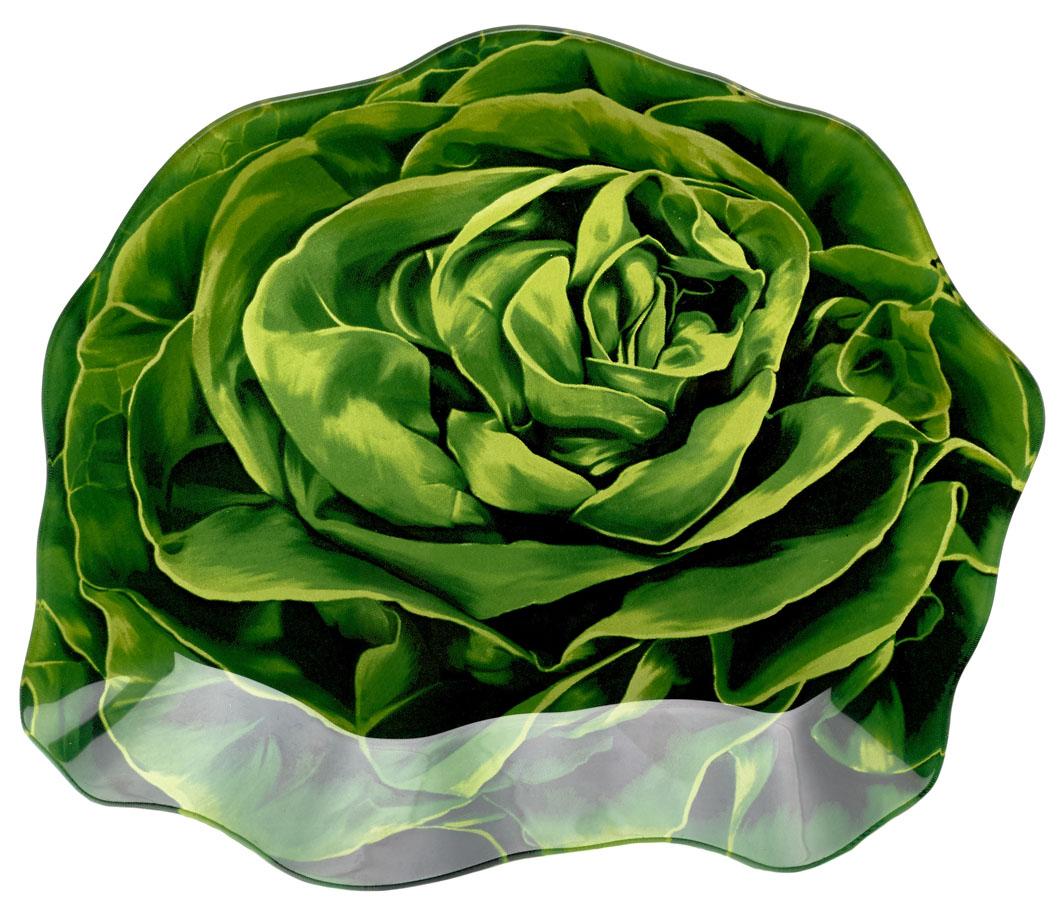 Блюдо Walmer Lettuce, 18 x 21 см блюдо сервировочное walmer lettuce 16x18 см w22051618