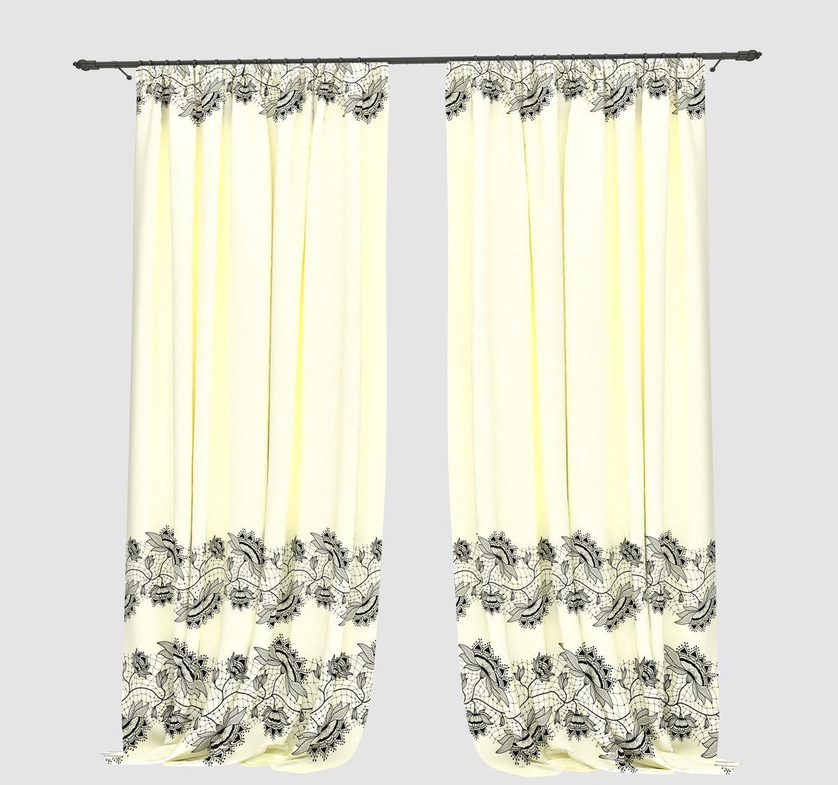 Комплект фотоштор Bellino Home Марандум, высота 260 см. 05632-ФШ-ГБ-00105136-ФШ-ГБ-001Комплект фотоштор BELLINO HOME, коллекция Бохо. Интерьер в стиле бохо - это калейдоскоп цветов, фактур, эмоций и свобода самовыражения. основная задача этого стиля - создание уютногоуютного пространства. Коллекция пропитана ритмическими рисунками теплого джаза с гармоническими структурами и неформальной культурой 60х-70х годов. Это согздание интерьера на основе собственных эмоций и пристрастий. Стиль бохо подразумевает некую внутреннюю свободу в человеке, благодаря которой , установленные современниками каноны и принципы становятся не важны. Именно поэтому здесь место самому интересному декору, электичным сочетаниям и неожиданным ходам. Крепление на карниз при помощи шторной ленты на крючки.В комплекте: Портьера: 2 шт. Размер (ШхВ): 145 см х 260 см. Рекомендации по уходу: стирка при 30 градусах гладить при температуре до 150 градусов Изображение на мониторе может немного отличаться от реального.