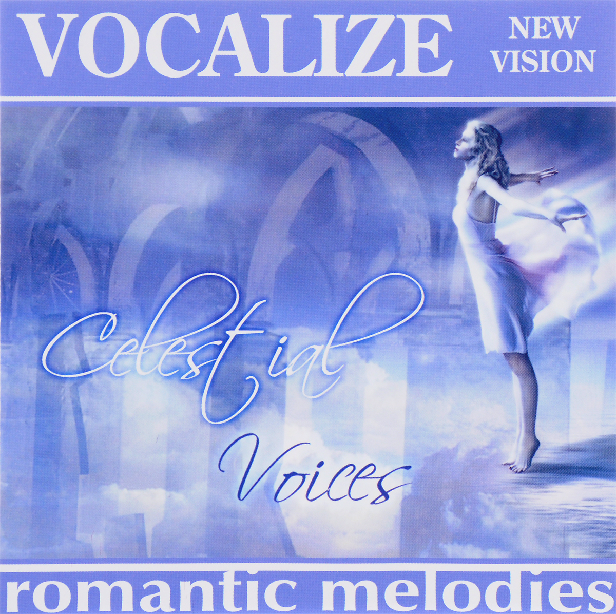 Romantic melodies. Vocalize. Celestial Voices