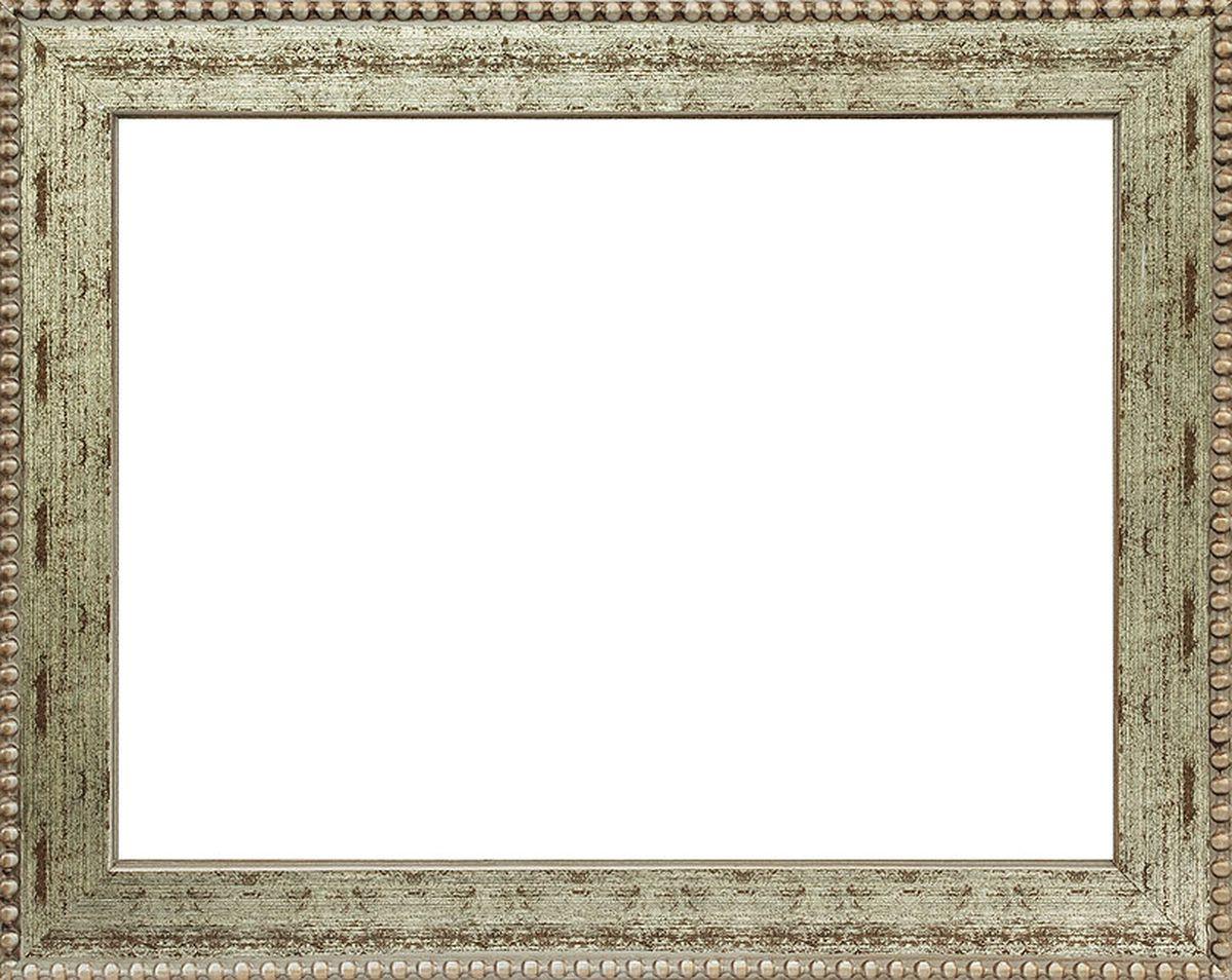 Рама багетная Белоснежка Linda, цвет: коричневый, серебряный, 40 х 50 см300173Багетная рама Белоснежка Linda изготовлена из МДФ, окрашенного в серебристый цвет. Багетные рамы предназначены для оформления картин, вышивок и фотографий.Если вы используете раму для оформления живописи на холсте, следует учесть, что толщина подрамника больше толщины рамы и сзади будет выступать, рекомендуется дополнительно зафиксировать картину клеем, лист-заглушку в этом случае не вставляют. В комплект входят рама, два крепления на раму, дополнительный держатель для холста, подложка из оргалита, инструкция по использованию.