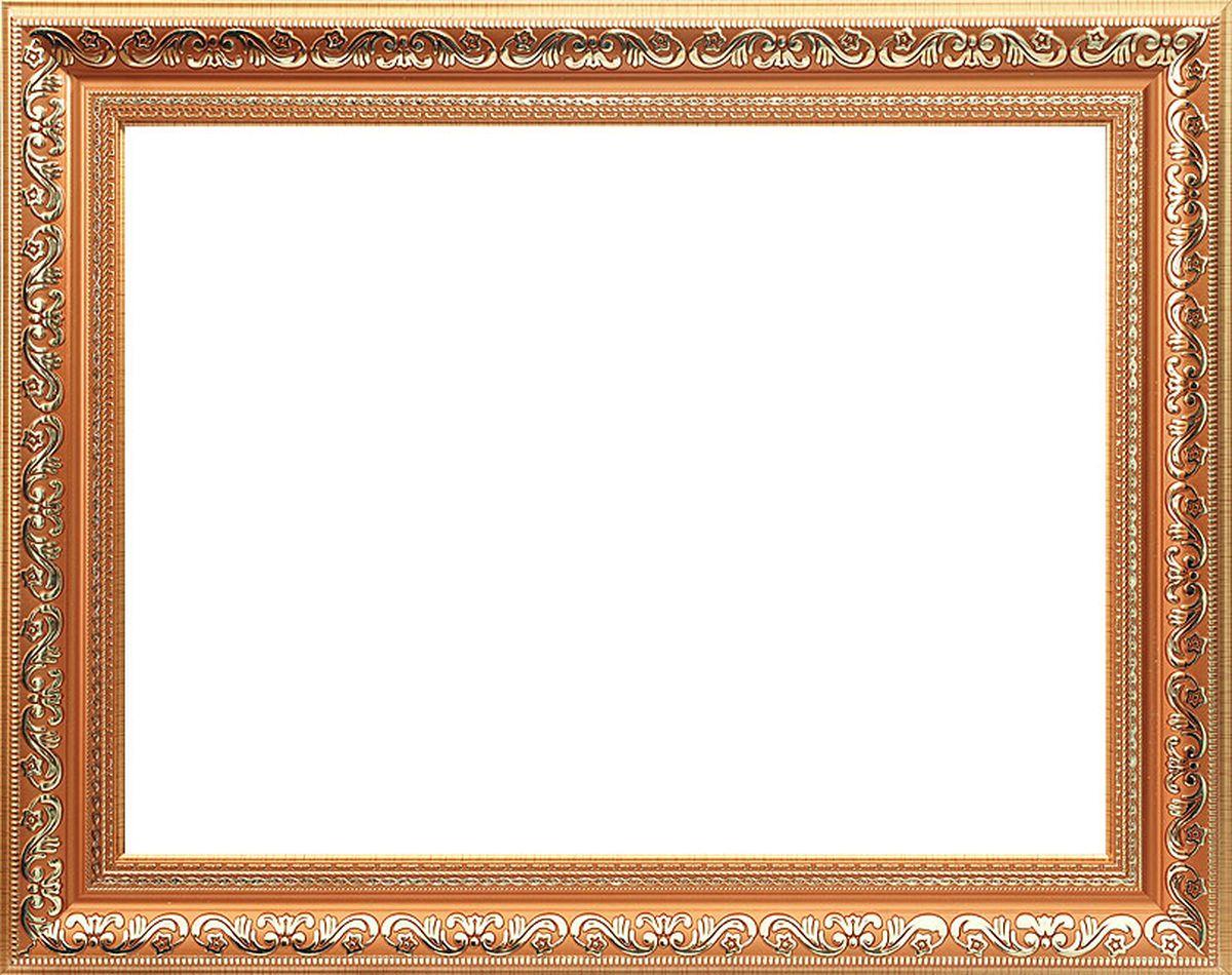 Рама багетная Белоснежка Jasmine, цвет: светло-коричневый, золотой, 40 х 50 см300132Багетная рама Белоснежка Jasmine изготовлена из пластика, окрашенного в золотой цвет. Багетные рамы предназначены для оформления картин, вышивок и фотографий.Если вы используете раму для оформления живописи на холсте, следует учесть, что толщина подрамника больше толщины рамы и сзади будет выступать, рекомендуется дополнительно зафиксировать картину клеем, лист-заглушку в этом случае не вставляют. В комплект входят рама, два крепления на раму, дополнительный держатель для холста, подложка из оргалита, инструкция по использованию.