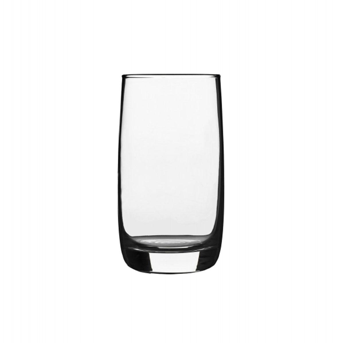Набор стаканов Luminarc Французский ресторанчик, 330 мл, 6 штVT-1520(SR)Набор Luminarc Французский ресторанчик состоит из 6 высоких стаканов, выполненных из высококачественного стекла. Изделия подходят для сока, воды, лимонада и других напитков. Такой набор станет прекрасным дополнением сервировки стола, подойдет для ежедневного использования и для торжественных случаев. Можно мыть в посудомоечной машине.Объем стакана: 330 мл.Диаметр стакана: 6,4 см.Высота стакана: 12,5 см.