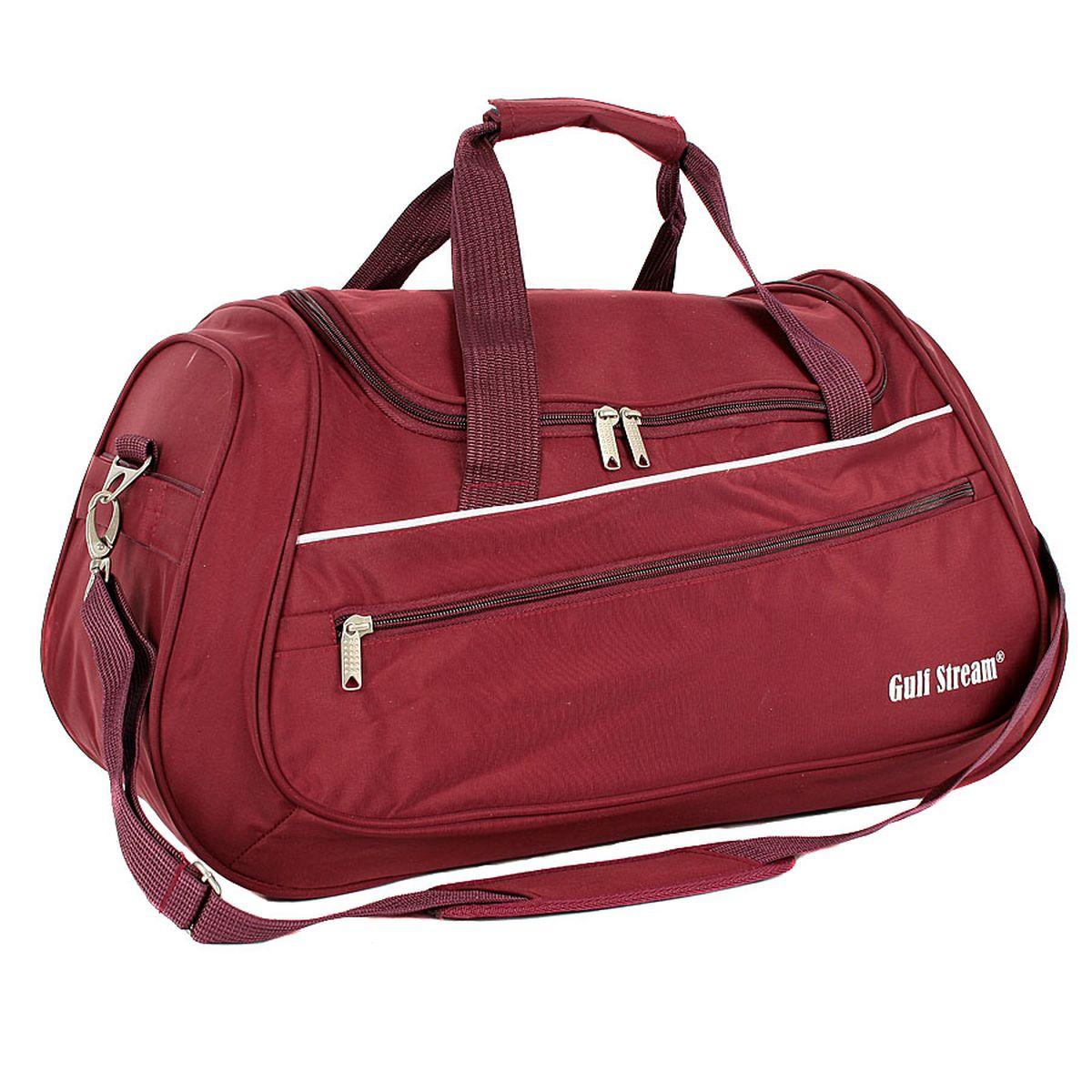 Сумка спортивная Polar, цвет: бордовый, 46,5 л. 5986 сумка дорожная polar цвет бордовый 46 5 л 7049 2