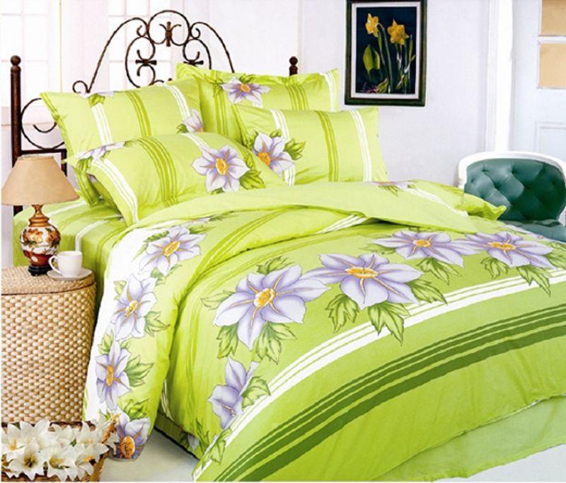 Комплект белья Le Vele Orhidea, 2-спальный, наволочки 50х70. 740/22740/22