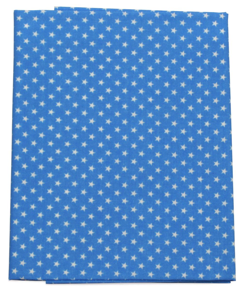 Ткань Кустарь Звезды №46, 48 х 50 см. AM575046C0042416Ткань Кустарь - это высококачественная ткань из 100% хлопка, которая отлично подходит для пошива покрывал, сумок, панно, одежды, кукол. Также подходит для рукоделия в стиле скрапбукинг и пэчворк.Плотность ткани:120 г/м2. Размер: 48 х 50 см.