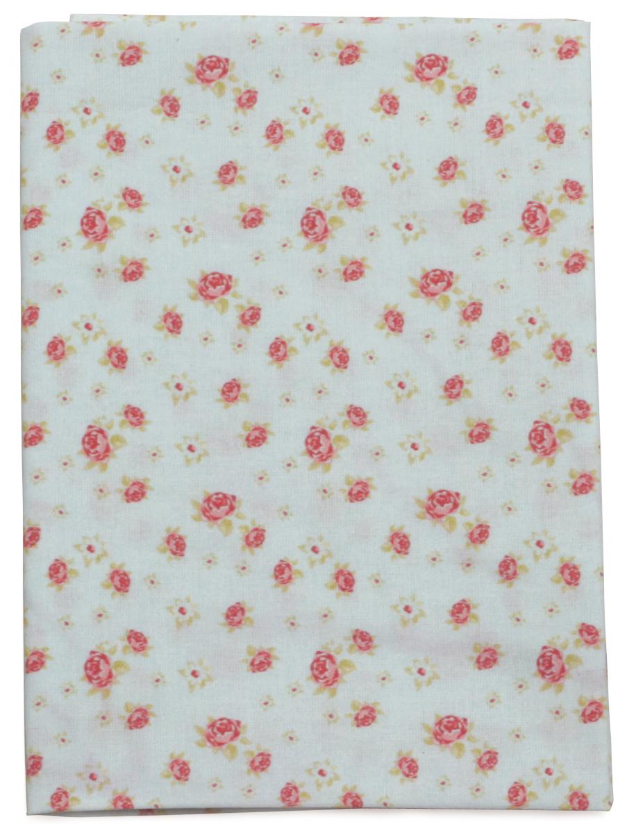Ткань Кустарь Розы в стиле шебби шик №6, 48 х 50 см. AM586006AM568007Ткань Кустарь - это высококачественная ткань из 100% хлопка, которая отлично подходит для пошива покрывал, сумок, панно, одежды, кукол. Также подходит для рукоделия в стиле скрапбукинг и пэчворк.Плотность ткани:120 г/м2. Размер: 48 х 50 см.