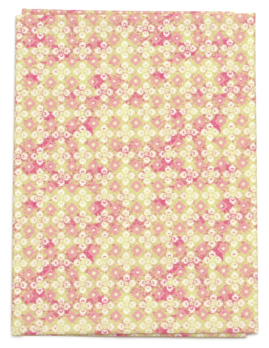 Ткань Кустарь Деревенский стиль №12, 48 х 50 см. AM608012K100Ткань Кустарь - это высококачественная ткань из 100% хлопка, которая отлично подходит для пошива покрывал, сумок, панно, одежды, кукол. Также подходит для рукоделия в стиле скрапбукинг и пэчворк.Плотность ткани:120 г/м2. Размер: 48 х 50 см.