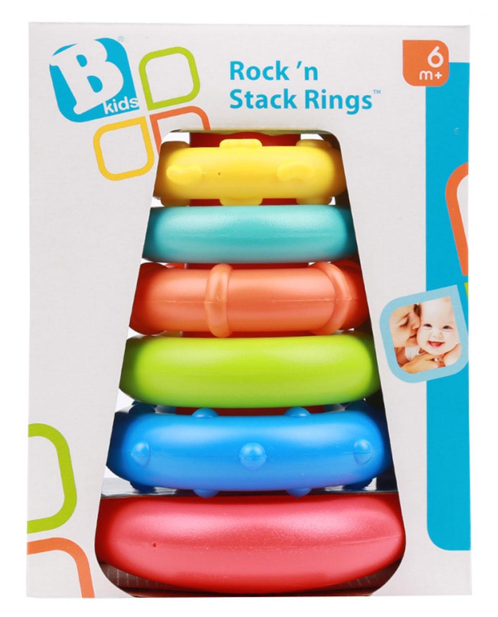B kids Развивающая игрушка Пирамидка, Bluebox