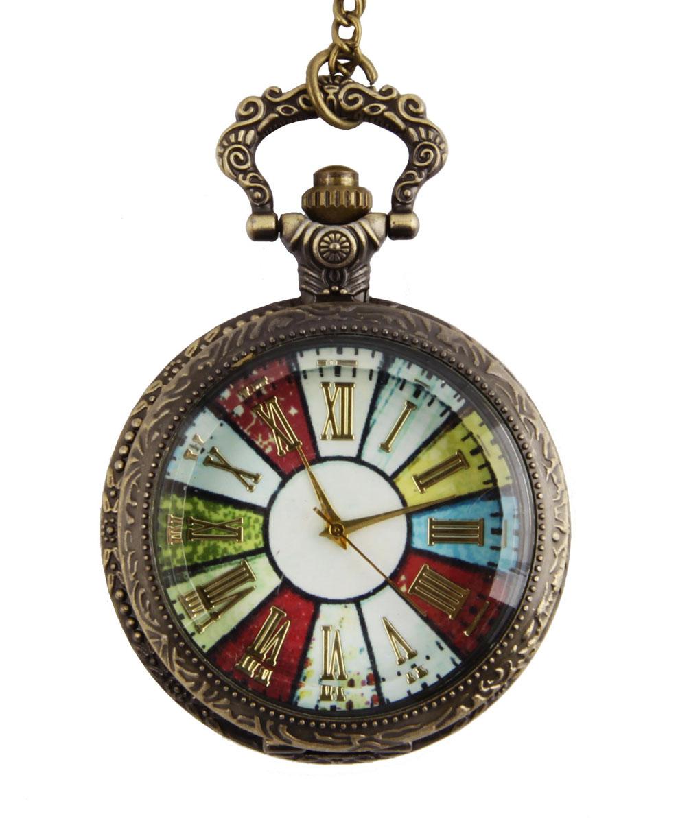 Карманные часы на цепочке в винтажном стиле. Металл, стекло, кварцевый часовой механизм. Конец XX векаBM8241-01EEКарманные часы на цепочке в винтажном стиле. Металл, стекло, кварцевый часовой механизм. Конец XX века. Длина цепочки 80 см, диаметр - 4,5 см. Сохранность хорошая. Часы в рабочем состоянии. Оригинальные карманные часы в металлическом корпусе и на цепочке. Задняя крышка богато украшена гравированным растительным орнаментом. Стильный акцент винтажного образа и оригинальная идея для подарка!