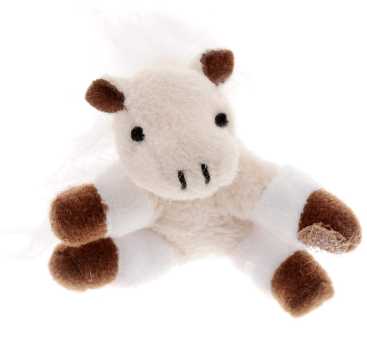 Beanzees Мягкая игрушка Лошадка Honey 5 см