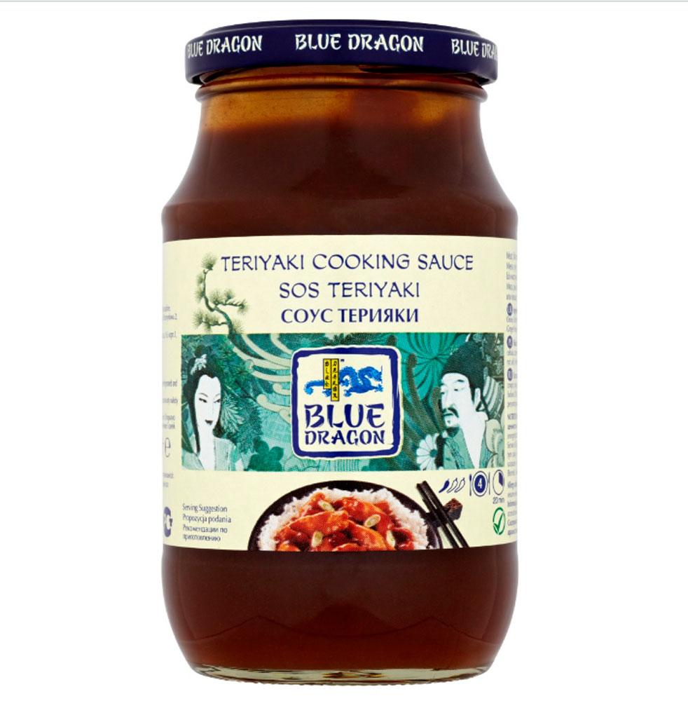 Blue Dragon Соус терияки, 440 г0120710Не содержит искусственных красителей и ароматизаторов. Подходит для вегетарианцев и веганов. Хотите проявить творческий подход? Почему бы не добавить грибы шитаки, чтобы получить настоящий японский вкус?