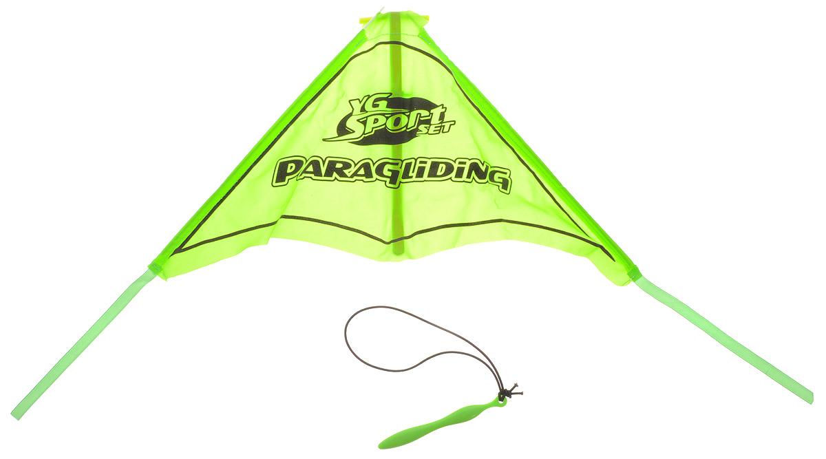 YG Sport Игровой набор Планер цвет зеленый