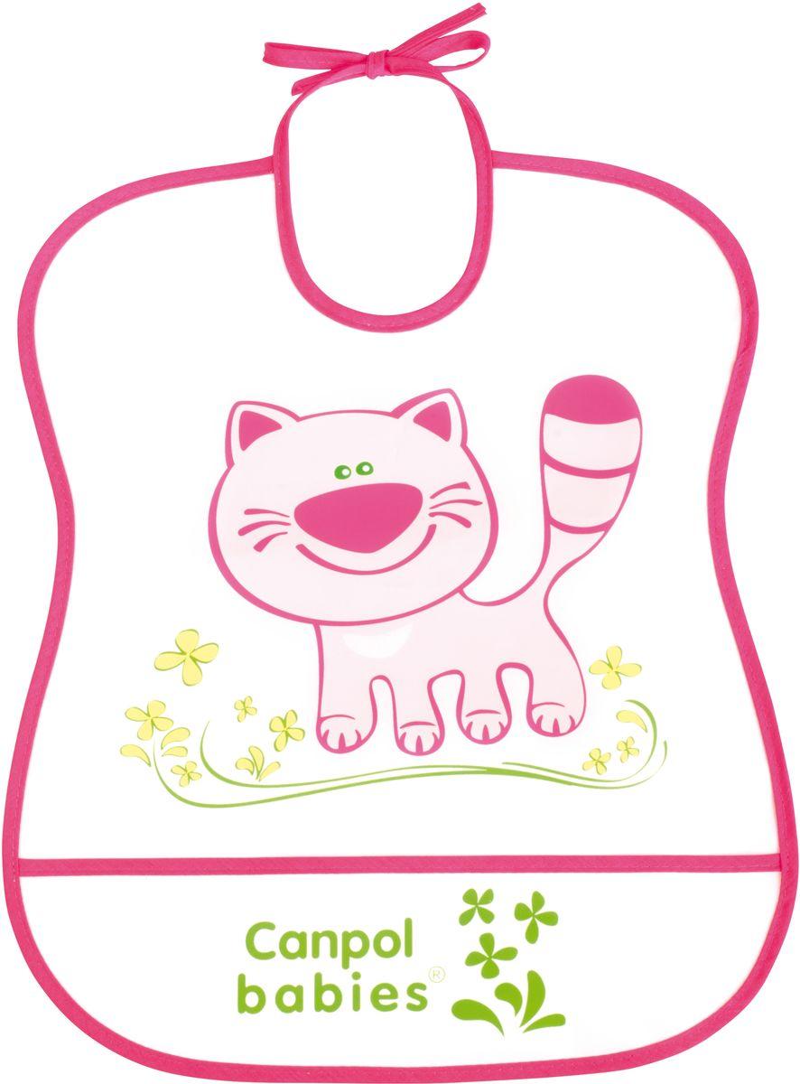 Canpol BabiesНагрудник Котенок